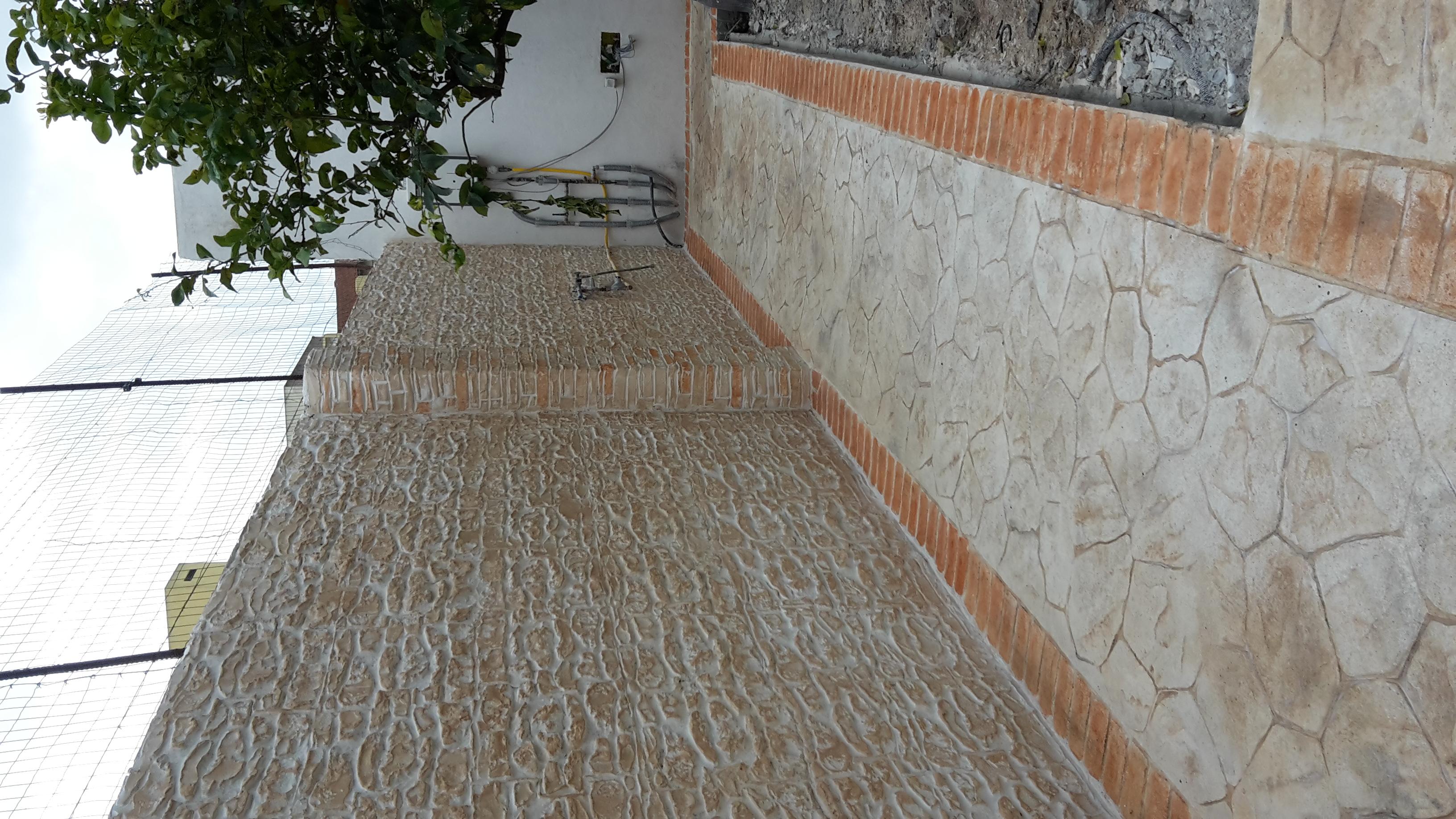 Piastrelle finta pietra di luserna piastrelle da esterno bricoman