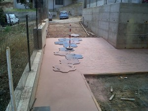 Pavimenti stampati sardegna pavimenti