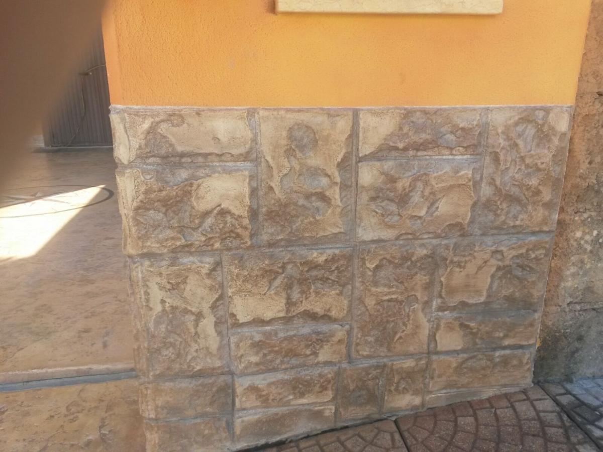 Galleria muri pietre squadrate realizzati sardegna pavimenti - Spessore muri interni ...