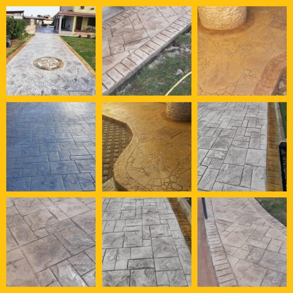 Pavimenti In Ardesia Pro E Contro pavimentazioni e rivestimenti- sardegna pavimenti