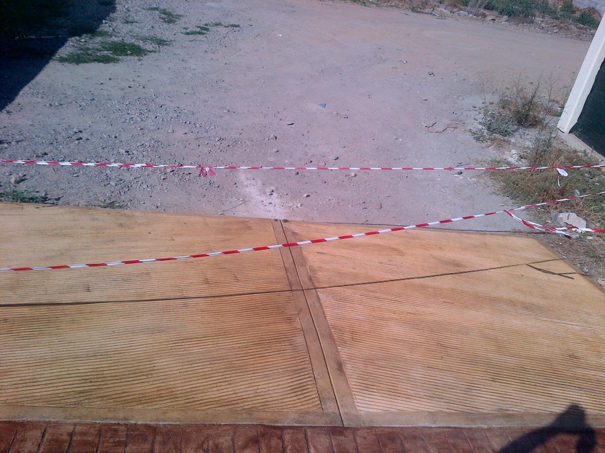 Rampe Garage In Porfido rampe antiscivolo in cemento - oristano